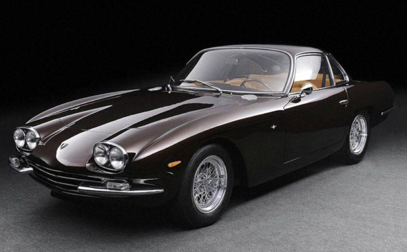 Oldtimer – Lamborghini 400 GT 2+2 (1966-68)