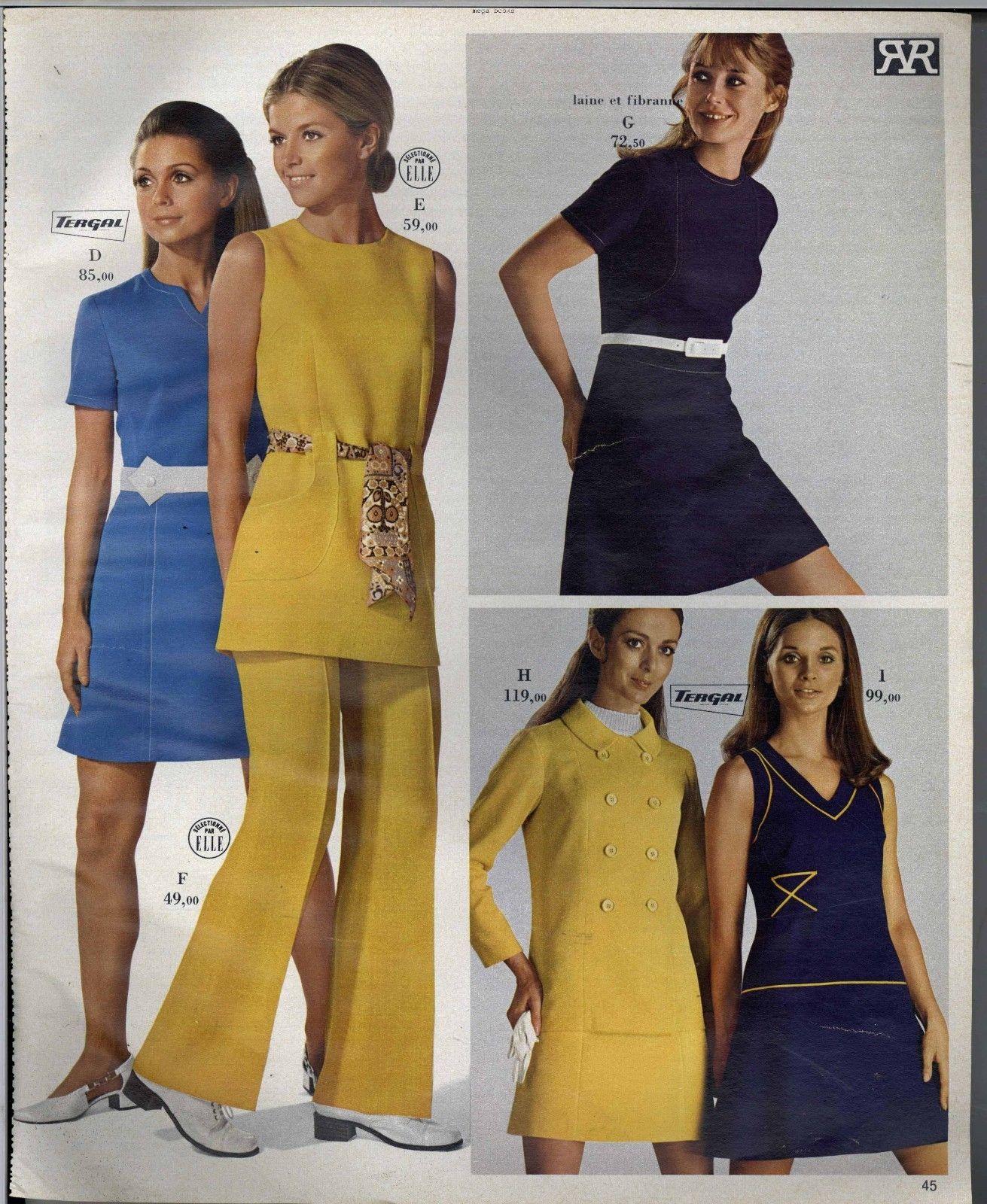 Les Objets Vintage Au Fil Des Vieux Catalogues 1964 1999