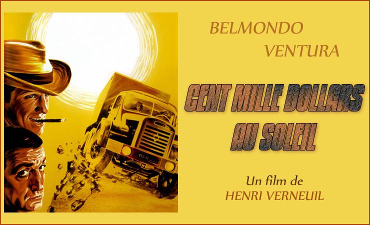 Film – 100.000$ au Soleil (1964)