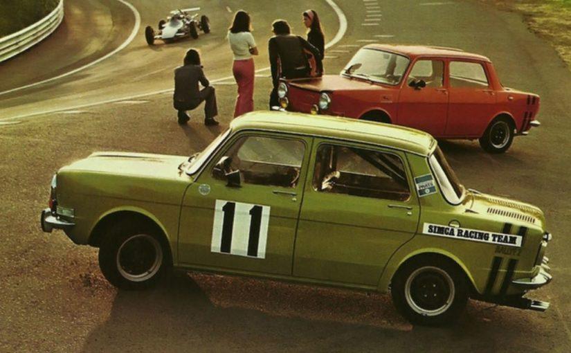 Oldtimer – Simca 1000 Rallye 2 (1973-78)