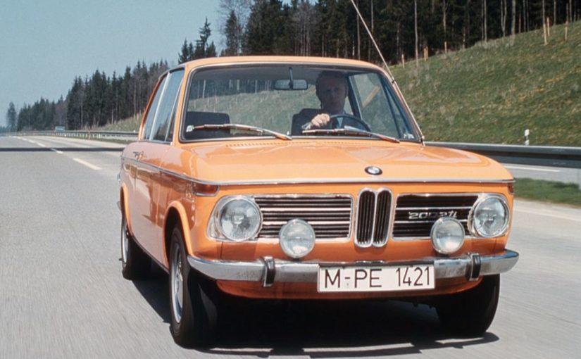 Oldtimer – BMW 2002 TI (1969-71)