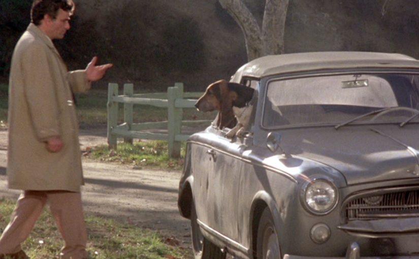 Série TV & Oldtimer – Columbo (1968) – 403 Cabriolet (1956-61)