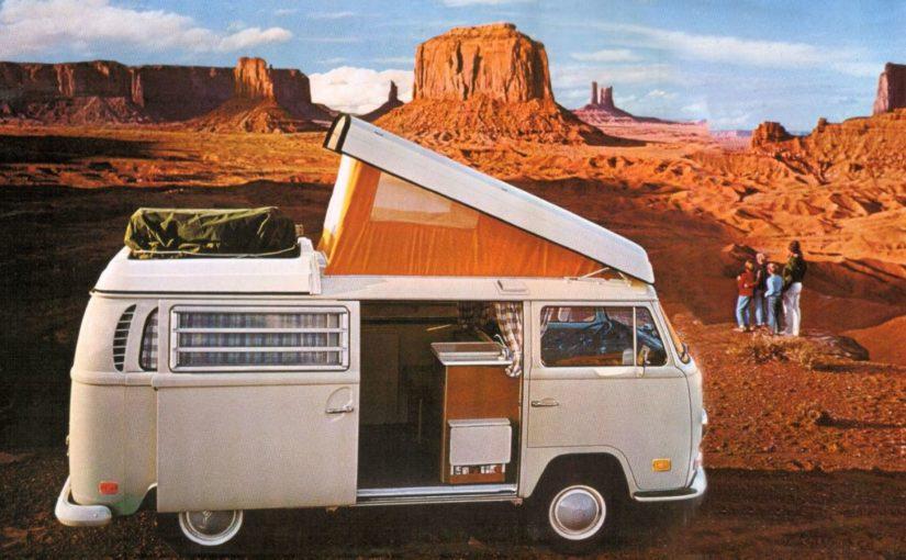 L'âge d'or du camping