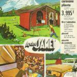 André JAMET Pub 1970
