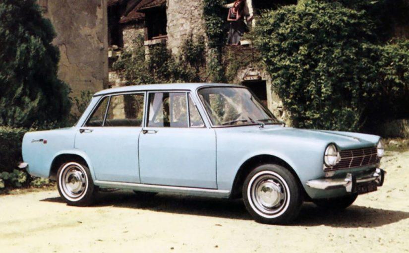 Oldtimer – Simca 1300/1301 & 1500/1501 (1963-1976)