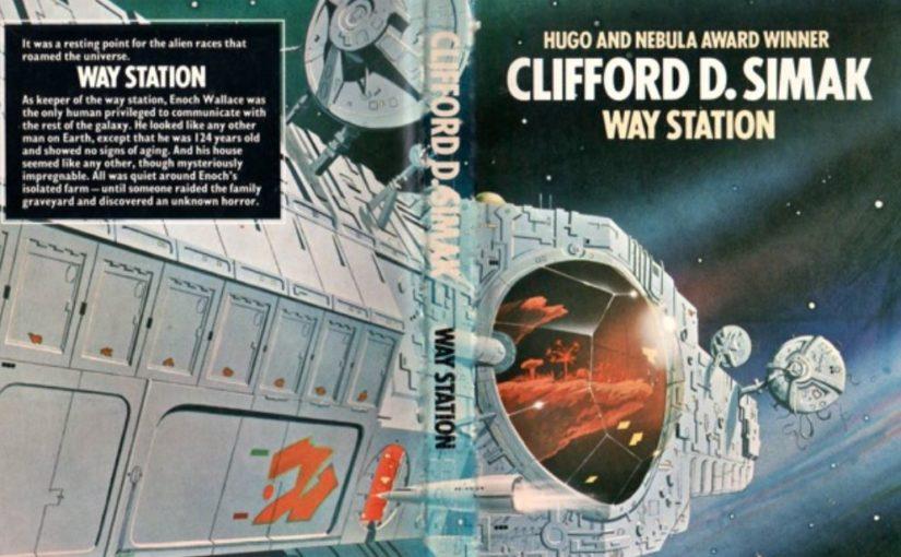 Livre SF – Clifford D. Simak – Au carrefour des étoiles (1963)