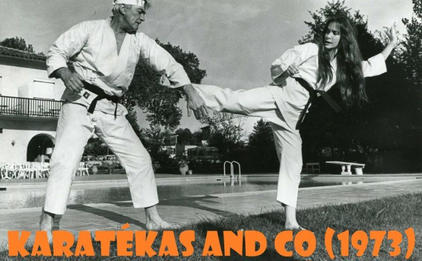 Série TV – Karatékas and Co (1973)