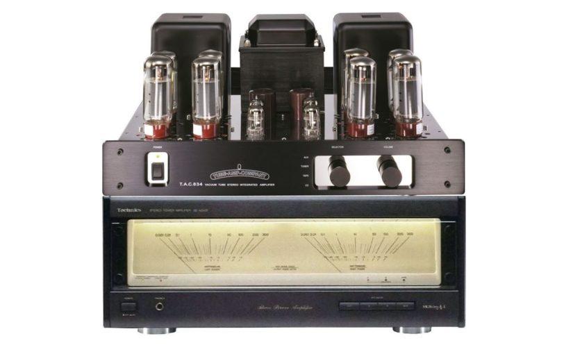 Amplis Hifi Vintage : Tubes ou Transistors?