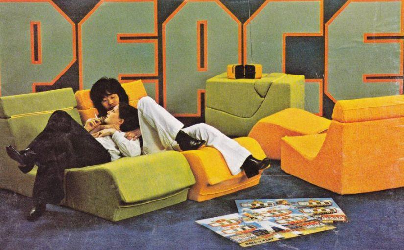 Le mobilier vintage au fil des vieux catalogues (1960-77)