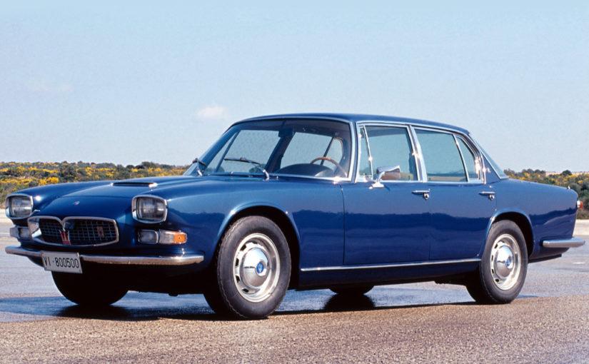 Oldtimer & Youngtimer – Maserati Quattroporte Série 1 à 4 (1963-2003)