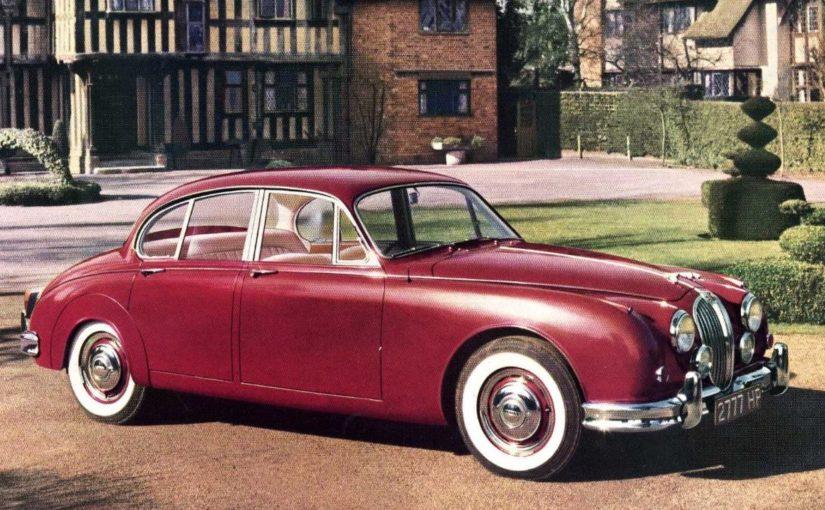 Oldtimer – Jaguar MKII (1959-68)